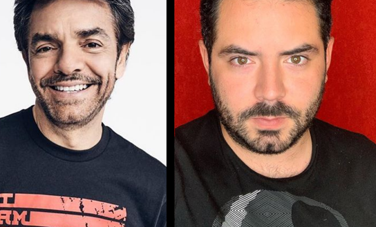Mexican actor Eugenio Derbez saves son José Eduardo from not being detained while driving a Ferrari in L.A