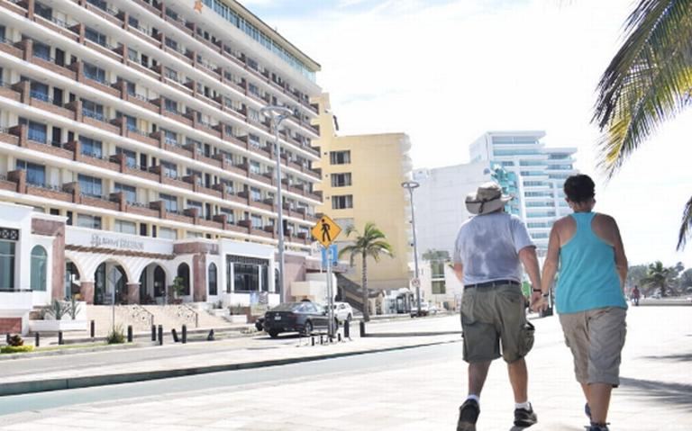 Mazatlan estimate 65% occupancy for Easter (Semana Santa) vacations