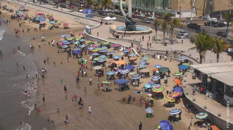 Tourists from the Northern Economic Corridor are the ones who arrive the most in Mazatlán